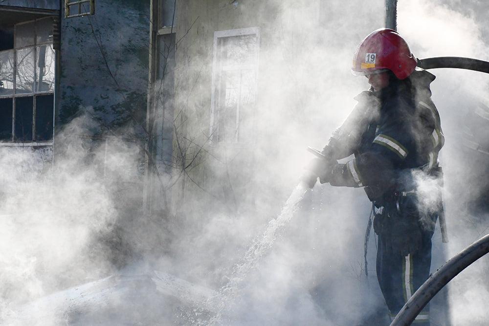 В Варваровке сгорели две хозпостройки (ФОТО) 9