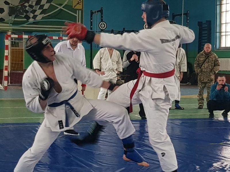 Николаевские десантники стали лучшими на чемпионате ДШВ по рукопашному бою (ФОТО)