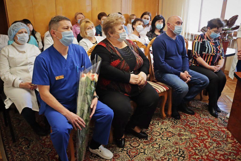 Николаевский роддом №1 возглавила Дарья Герман (ФОТО) 9