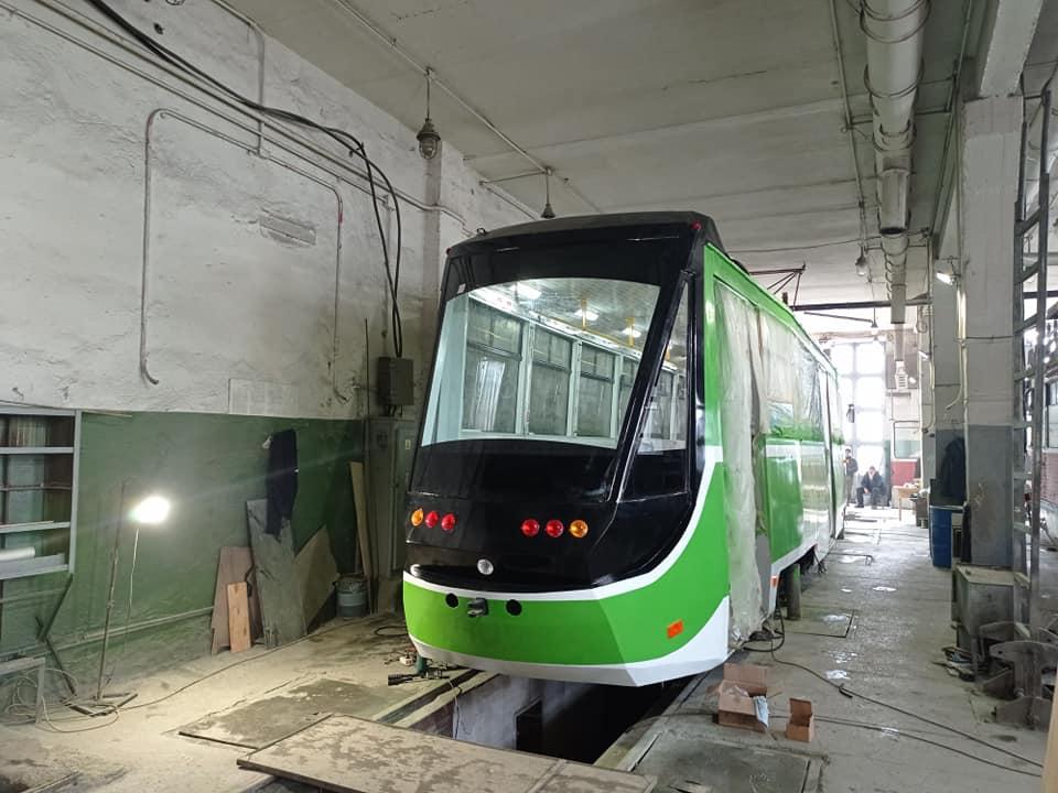 Первая пташка. Как на базе «КТМ-5» в Николаеве создают новый трамвай (ФОТО) 13