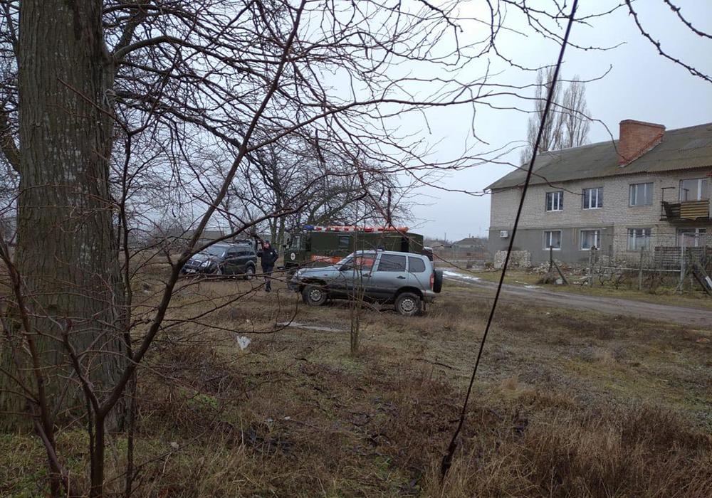 В Николаевской области на территории школы взорвался котел – под завалами оказался один человек (ФОТО) 1