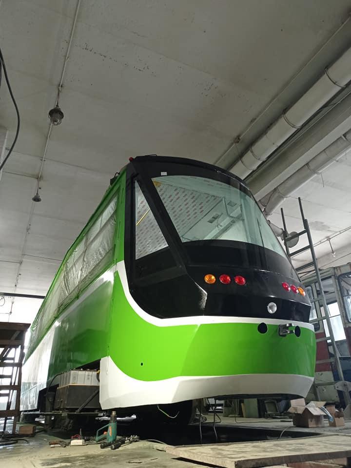 Первая пташка. Как на базе «КТМ-5» в Николаеве создают новый трамвай (ФОТО) 15