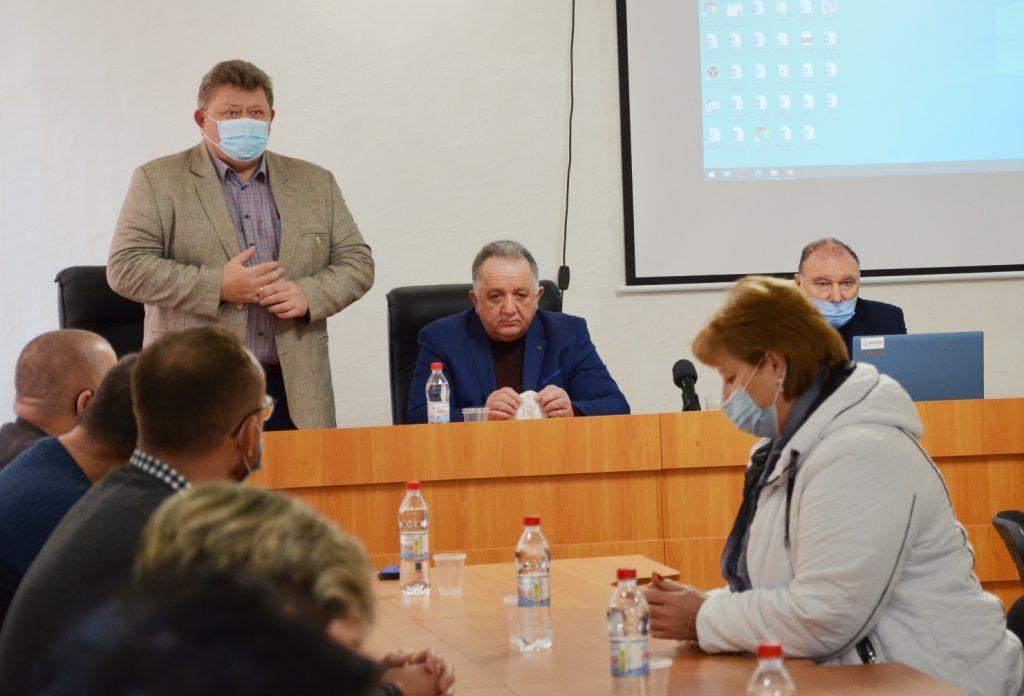 НГЗ переведут на технологию сухого складирования шлама - об этом руководство завода рассказало жителям Галицыново (ФОТО) 1