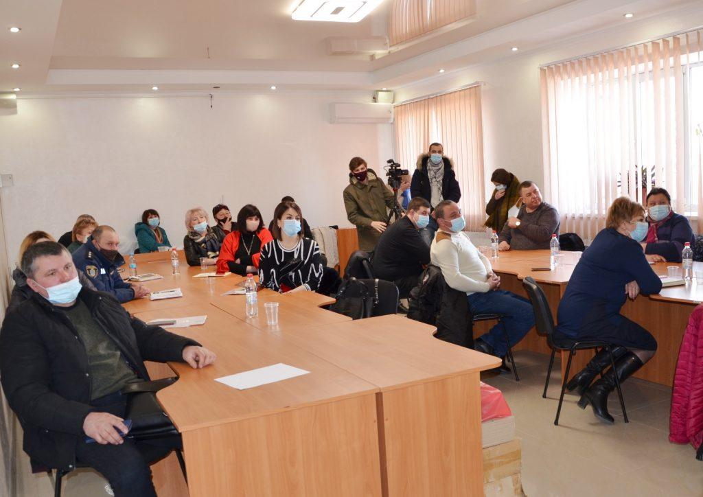 НГЗ переведут на технологию сухого складирования шлама - об этом руководство завода рассказало жителям Галицыново (ФОТО) 3