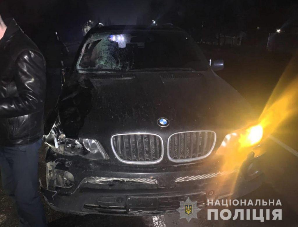 Под Николаевом BMW сбил мужчину. Полиция ищет свидетелей (ФОТО) 1