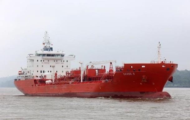 Украинцев нет на борту захваченного пиратами танкера