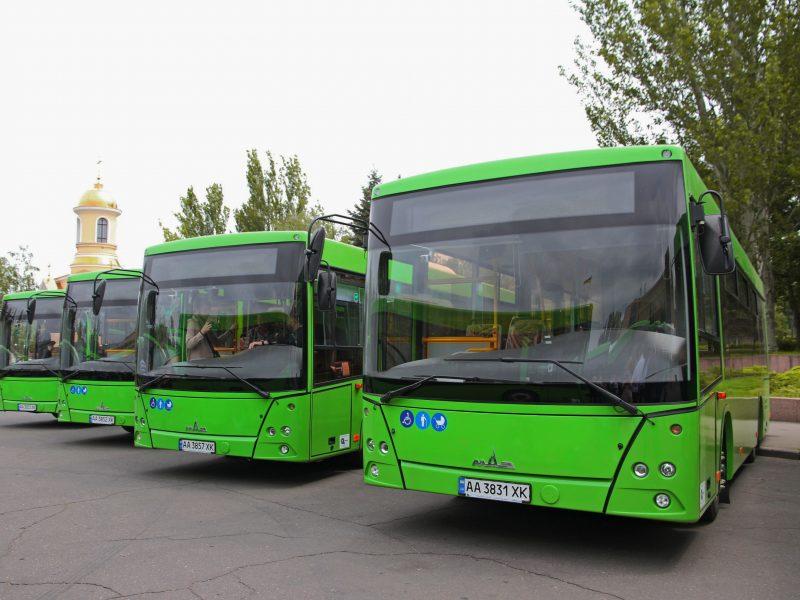 После транспортного коллапса мэрия Николаева нашла временное решение: коммунальный транспорт пойдет по «коротким» маршрутам