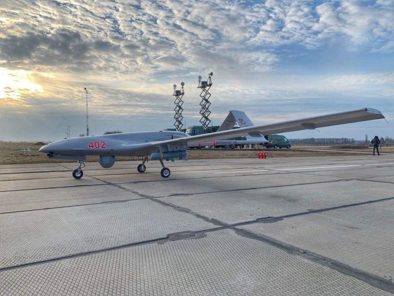 РФ обиделась на Турцию за боевые беспилотники для Украины