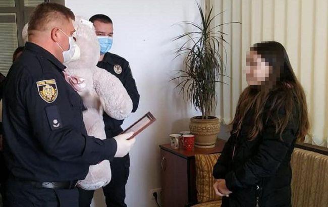 Во Львове 11-летняя девочка задержала грабителя