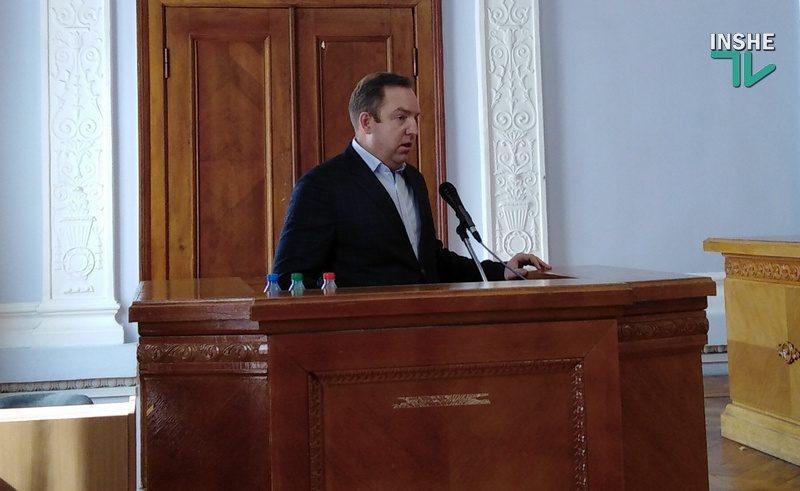 «Я не вижу механизма, как бы я мог взять эти детские сады» — директор КООП выступил перед депутатами Николаевского горсовета (ВИДЕО)
