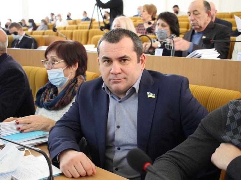 Фракцию ОПЗЖ в Николаевском облсовете возглавил Андрей Фатьянов