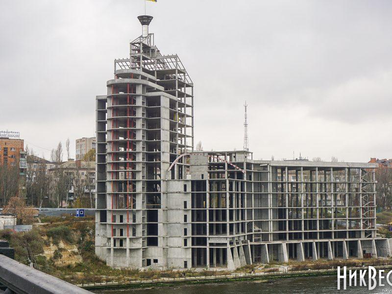 Новая набережная позволит «Артели» достроить высотку у Варваровского моста, — Иванов