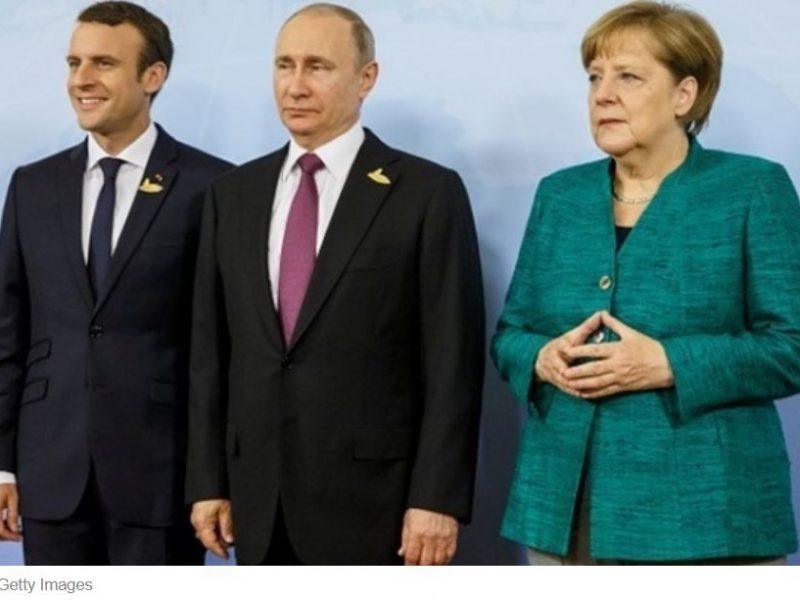 Раз Байден говорит с Путиным, ЕС нужно разговаривать с РФ, – Меркель