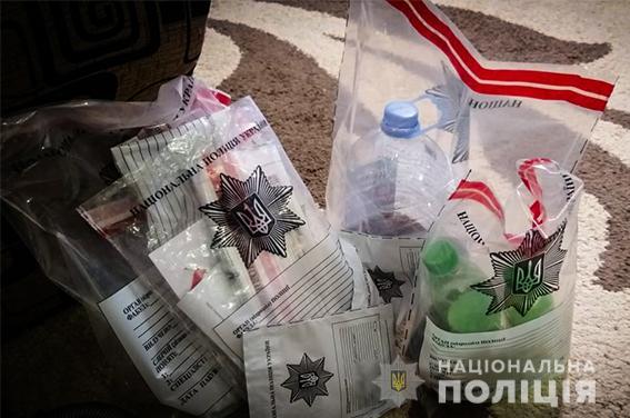 Николаевские полицейские задержали банду, торгующую метадоном. Организовалии ее женщины (ФОТО, ВИДЕО)