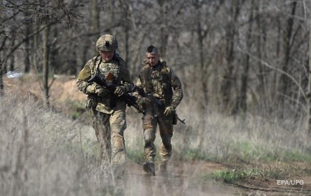 За минувшие сутки боевики  11 раз обстреляли украинские позиции на Донбассе
