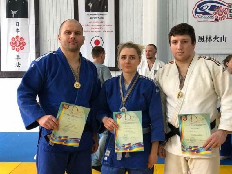 Николаевские дзюдоисты стали призерами и победителями чемпионата Украины среди спортсменов с нарушениями слуха (ФОТО)