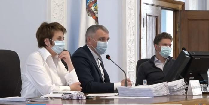 Исполком Николаевского горсовета одобрил передачу реконструкции парка Победы от Департамента ЖКХ Департаменту энергетики