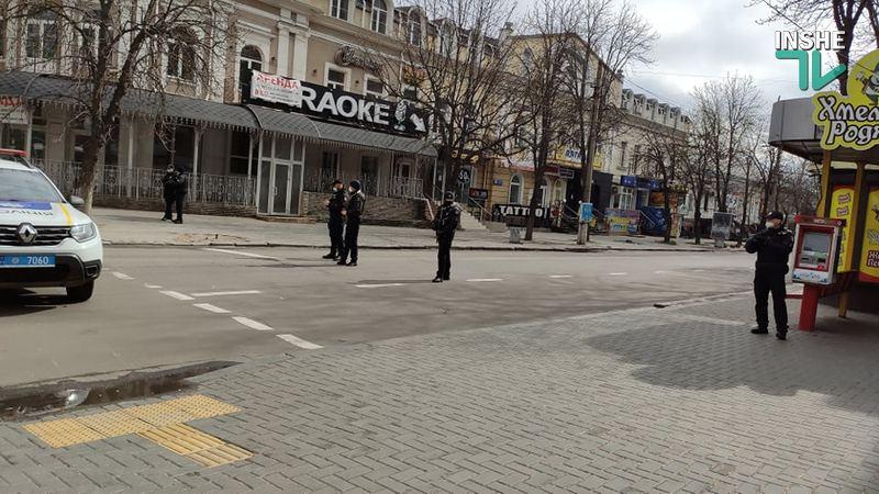 Внимание, в центре Николаева перекрыт перекресток - следственный эксперимент! (ДОБАВЛЕНО ФОТО) 9