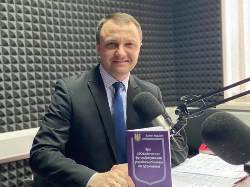 С начала года свыше 1,1 тысячи украинцев пожаловались на нарушение языкового законодательства. В Николаевской области таких было только 11