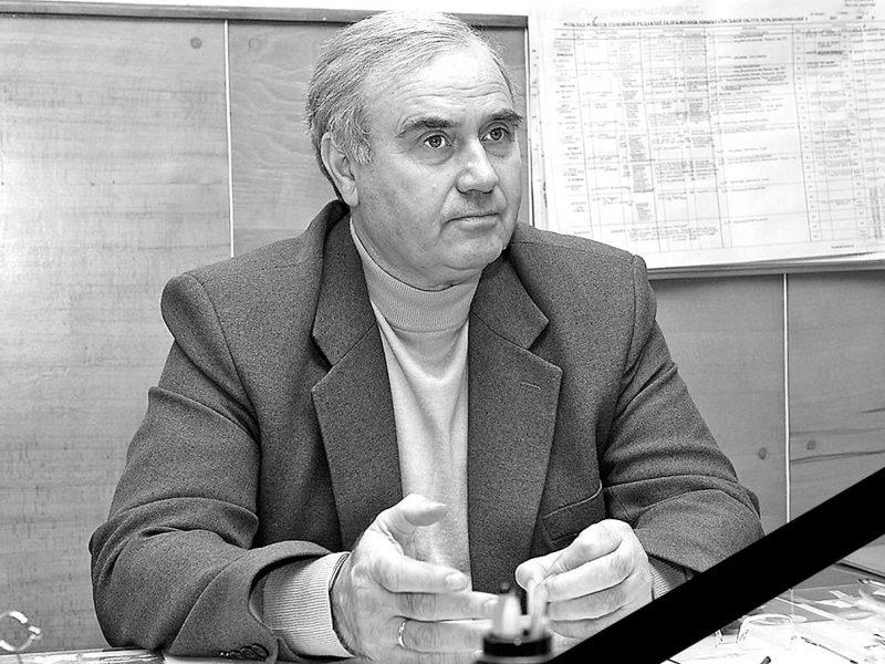 В Николаеве умер многолетний директор областной телерадиокомпании Александр Митрофанов