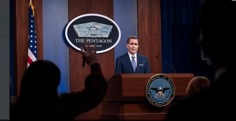 В Пентагоне заявили, что Россия сосредоточила у границ Украины больше войск, чем в 2014 году