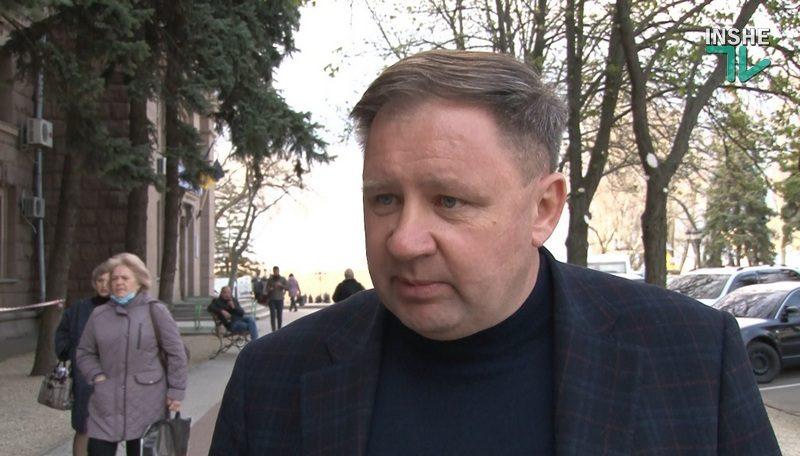 Решения Николаевского горсовета об утверждении состава исполкома и заместителей Сенкевича, а также о некоторых нормах Регламента оспорены в суде – Чайка (ВИДЕО)