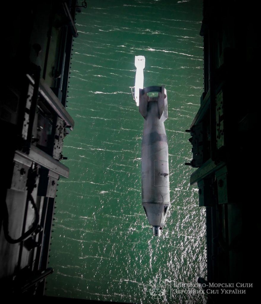Морские авиаторы из Николаева отработали поражение водных целей авиационными бомбами (ФОТО) 1