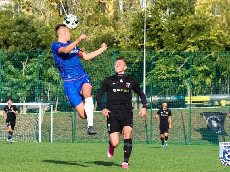 МФК «Николаев» на выезде проиграл «Вересу»