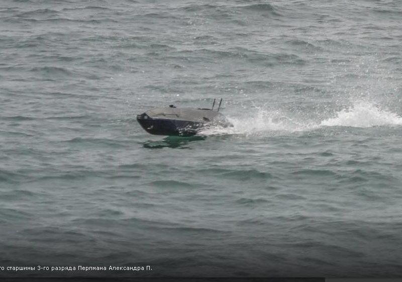 ВМС США продемонстрировали свой новый тип беспилотного надводного корабля (ФОТО)