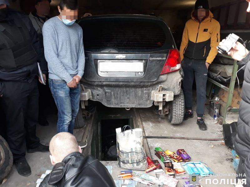 В Первомайске задержали двух 15-летних грабителей (ФОТО)