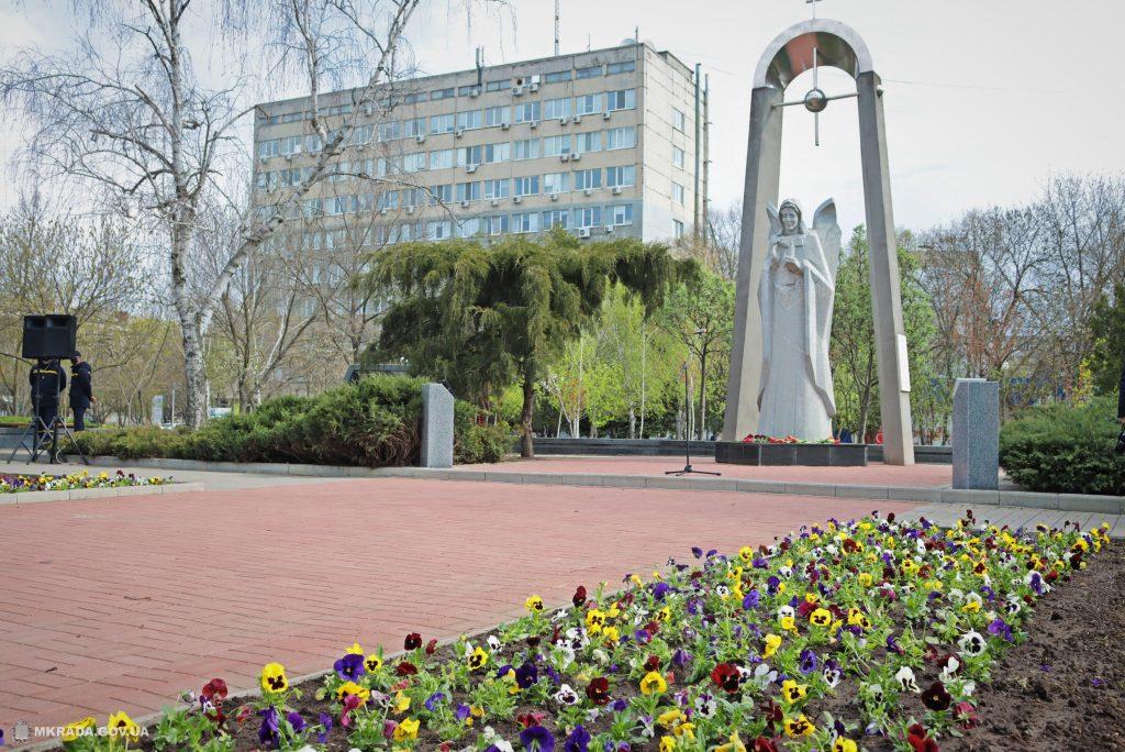 В Николаеве почтили память жертв аварии на Чернобыльской АЭС (ФОТО) 1