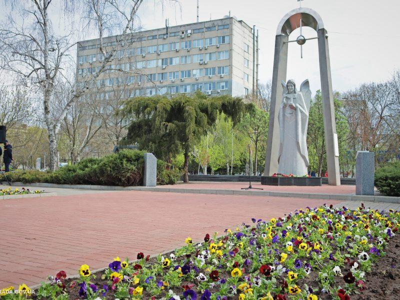 В Николаеве почтили память жертв аварии на Чернобыльской АЭС (ФОТО)