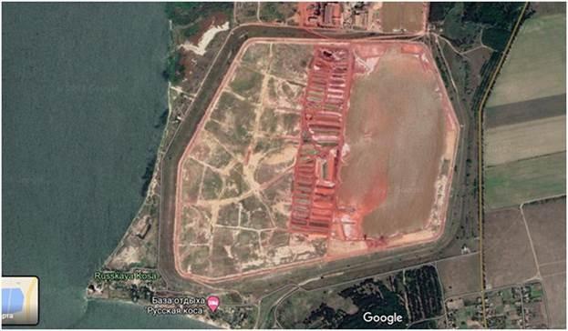 Журналисты сравнили спутниковые снимки разных глиноземных заводов. НГЗ - среди лучших (ФОТО) 1
