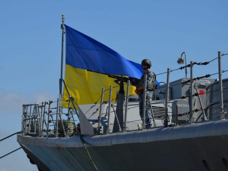 В Украине впервые разработана Доктрина ВМС