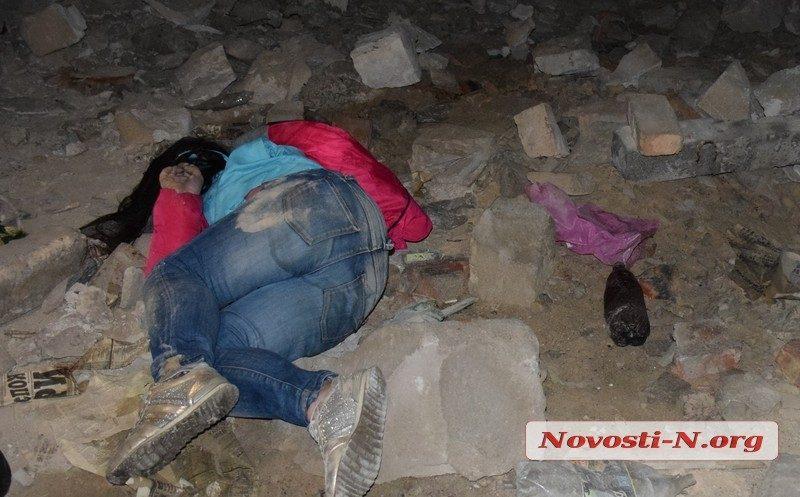 В скандальном недострое на 3-й Слободской в Николаеве, где пытались сжечь Оксану Макар, нашли труп женщины