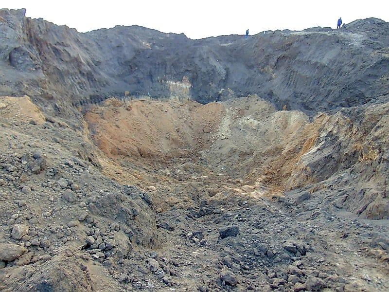 Уничтожение скифского кургана на Николаевщине: «черным археологам» сообщили о подозрении (ФОТО, ВИДЕО) 1