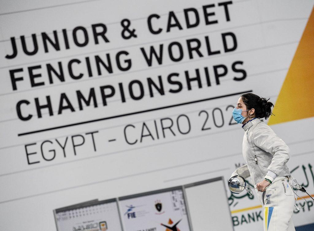 Из-за травмы фехтовала практически на одной ноге: Валерия Проченко из Николаева добыла «бронзу» юниорского чемпионата мира (ФОТО) 3