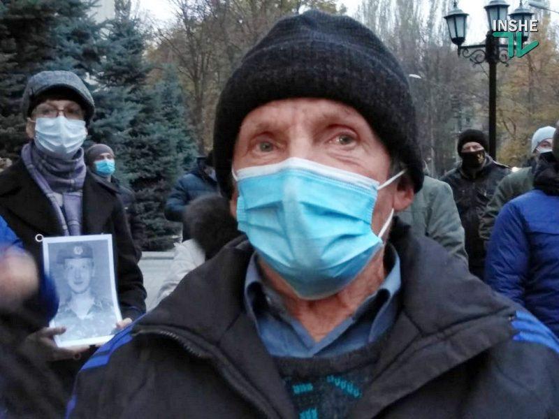 Отцу погибшего в АТО николаевского писателя вернут украденные у него 300 тыс.грн. по решению суда