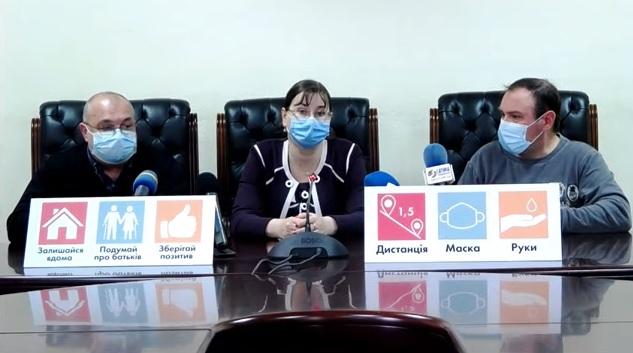 Николаевская область просит у МОЗ еще 3 тысячи доз вакцины Covishield