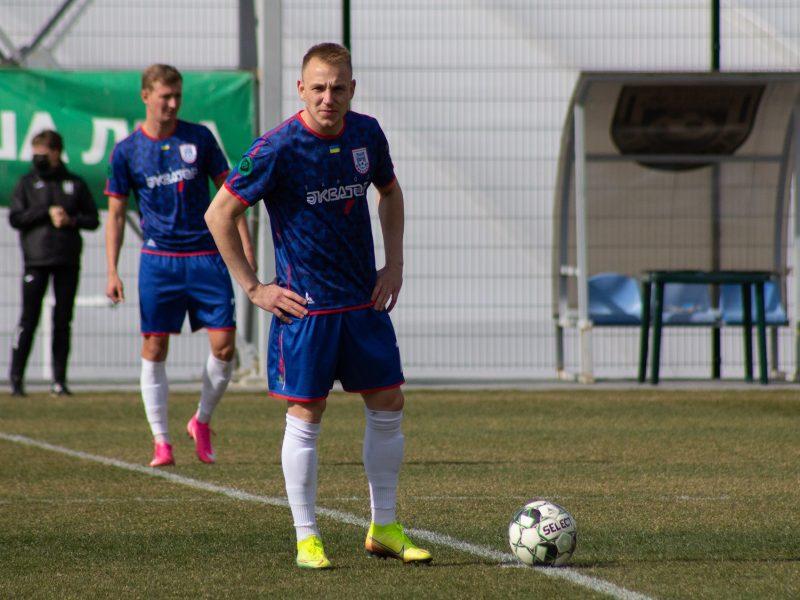 МФК «Николаев» на выезде сыграл вничью с «Волынью»