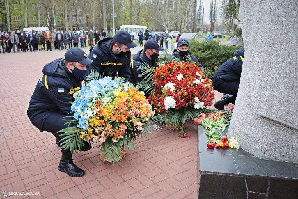 В Николаеве почтили память жертв аварии на Чернобыльской АЭС (ФОТО) 19