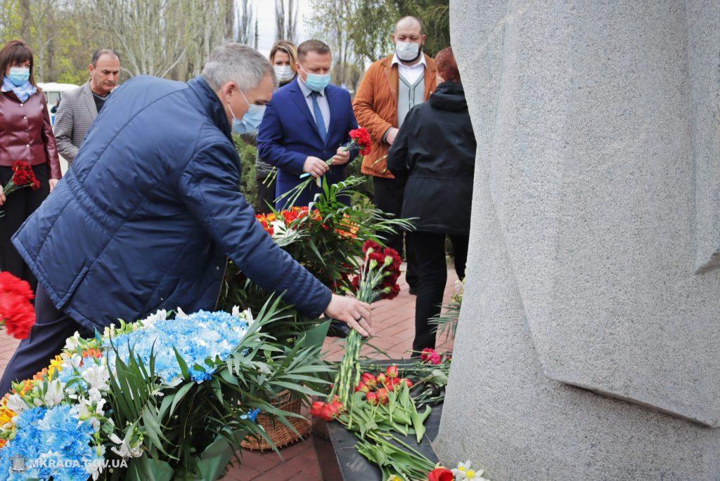 В Николаеве почтили память жертв аварии на Чернобыльской АЭС (ФОТО) 21