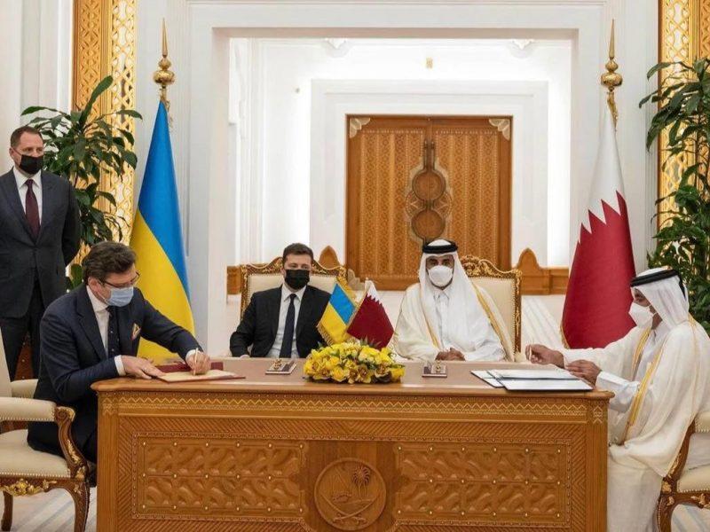 В Катаре подписан договор о внесении дополнительного вклада по концессии спецморпорта «Ольвия». О чем речь?