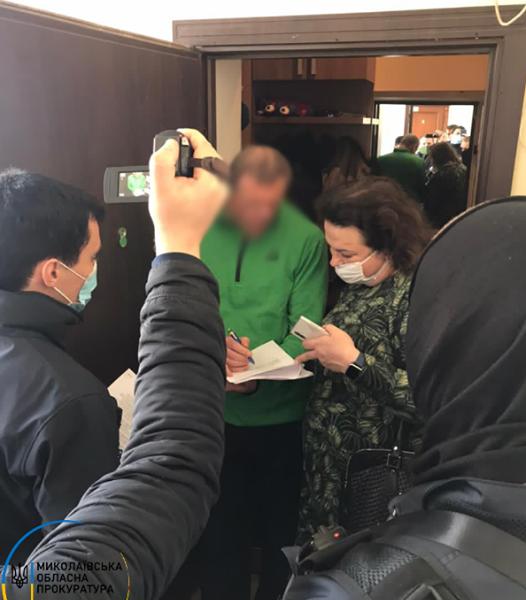 В Николаеве чиновнику Госагентства рыбного хозяйства вручили подозрение — год назад он предлагал взятку сотруднику СБУ
