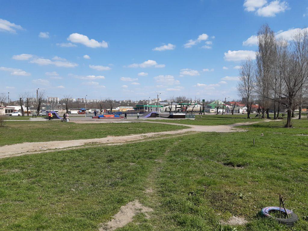 В Николаеве приступили к созданию масштабного мурала, обещают урбан-парк (ФОТО) 3