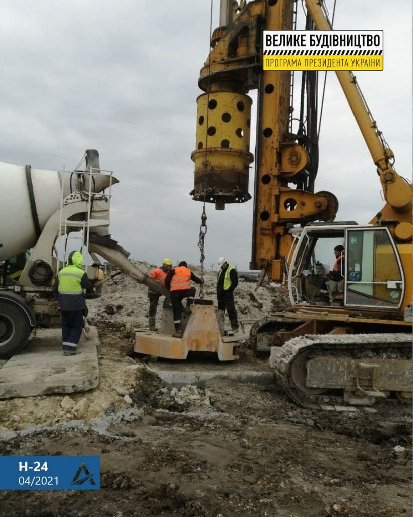На Николаевщине под Новой Одессой строится новый Троицкий мост (ФОТО) 9