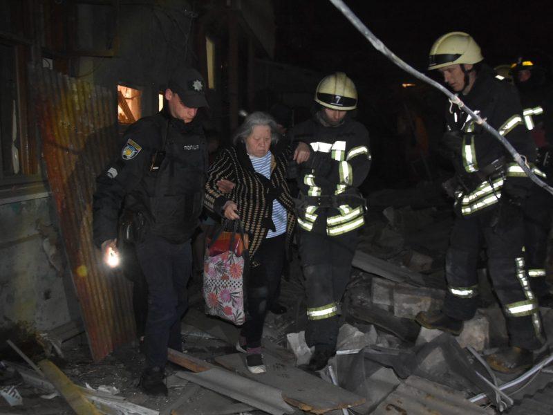 В Одессе взорвался газ в жилом доме, из под завалов деблокированы 2 жителей