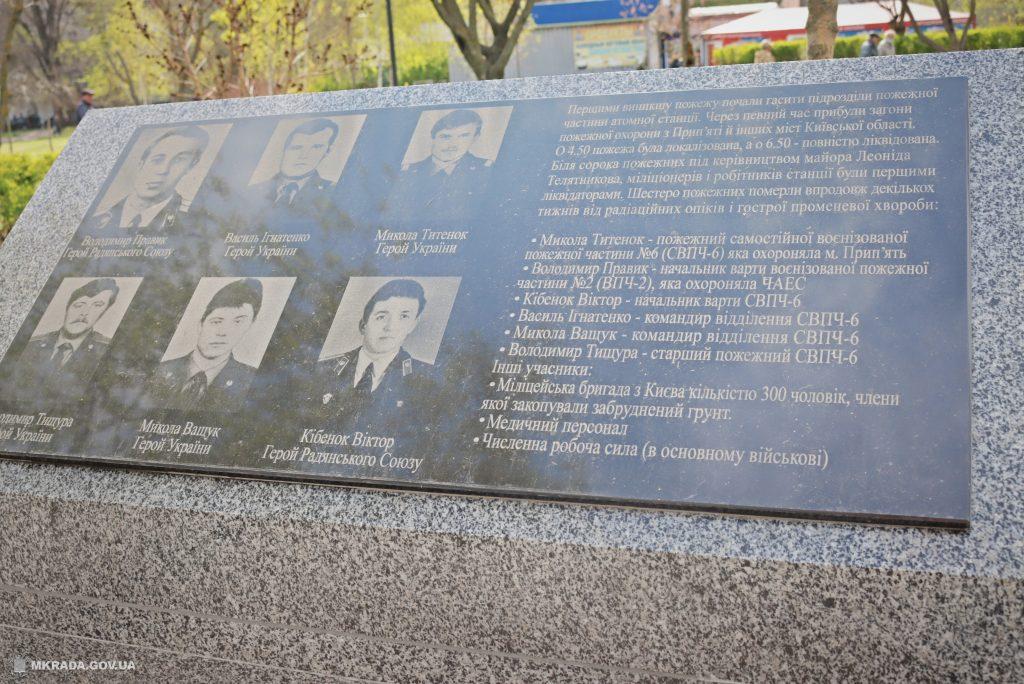 В Николаеве почтили память жертв аварии на Чернобыльской АЭС (ФОТО) 3