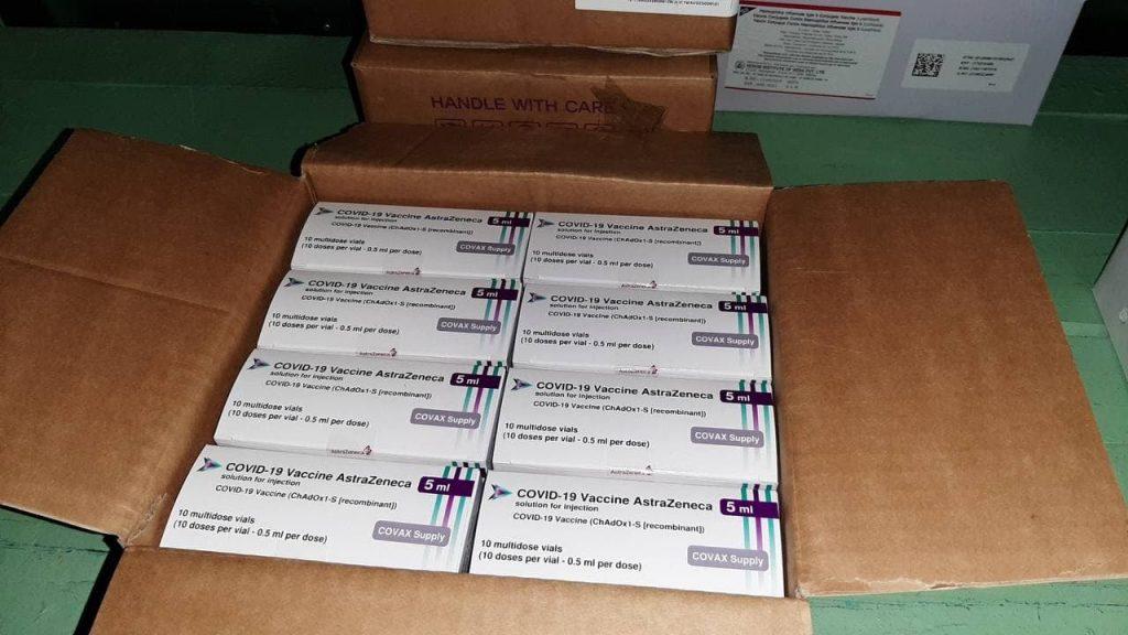 Николаевщина получила 11 900 доз вакцины AstraZeneca-SKBio (ФОТО) 3