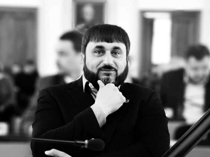В Николаеве умер экс-депутат горсовета Дмитрий Жвавый